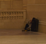 HOMELESS IN GRAND CENTRAL [Video]